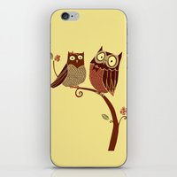 Nice Hooters iPhone & iPod Skin