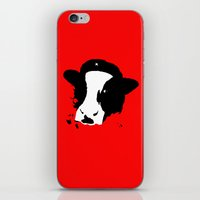 Cowmmunist! iPhone & iPod Skin