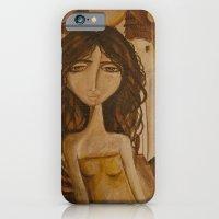 Moon Girl iPhone 6 Slim Case