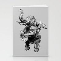 Fly Heavy Stationery Cards