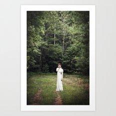Romanced Art Print