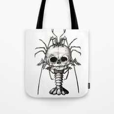 Curiosities - The Fontanelle. Tote Bag