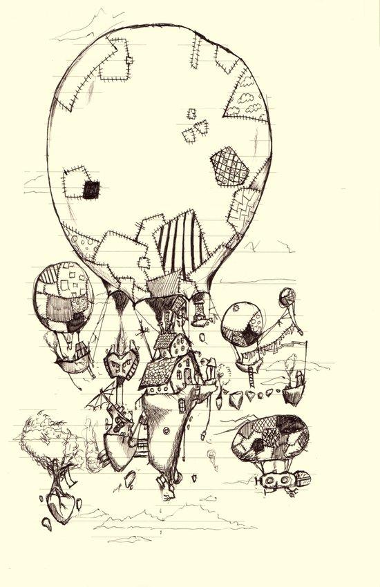 Stitchpunk Art Print