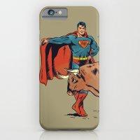 Matador Of Steel iPhone 6 Slim Case
