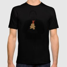 RIP Paul SMALL Black Mens Fitted Tee