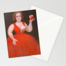 Apples. Stationery Cards