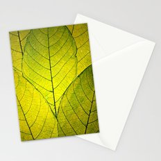 Go Green Stationery Cards