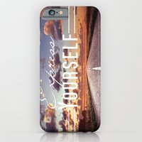 Express Yourself iPhone 6 Slim Case