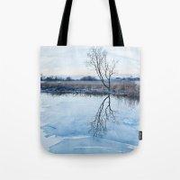 River Ant Tote Bag