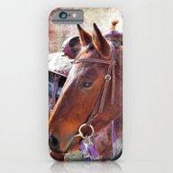 The Roan Horse  iPhone 6 Slim Case