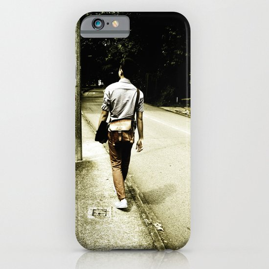 His and Her Journey iPhone & iPod Case