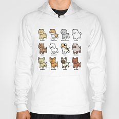 The Various Types Of Cat Hoody