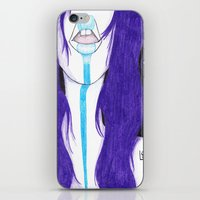 Deceit iPhone & iPod Skin