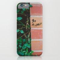 junior school graffiti iPhone 6 Slim Case