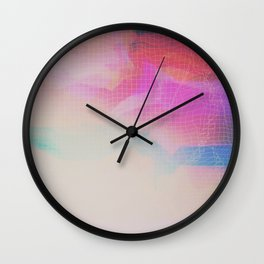 Wall Clock - Glitch 09 - Seamless