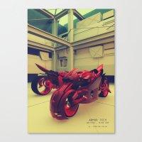 BIXE.CB7 Canvas Print
