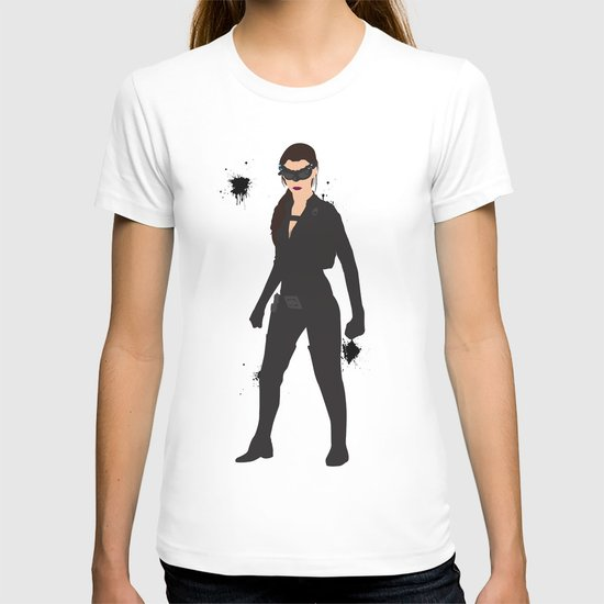 The Dark Knight: Catwoman T-shirt