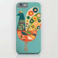 Century Hen iPhone 6 Slim Case