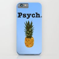 Psych iPhone 6 Slim Case