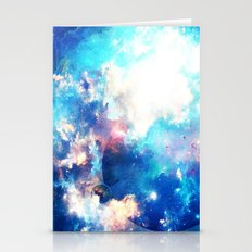 Space Eater Stationery Cards