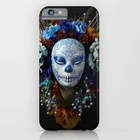 Berry Harvest Muertita iPhone 6 Slim Case