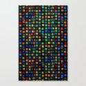 Mosaico Canvas Print