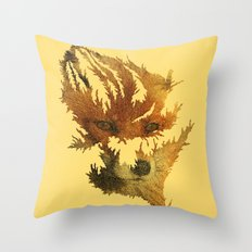 Folia Infinitus Throw Pillow