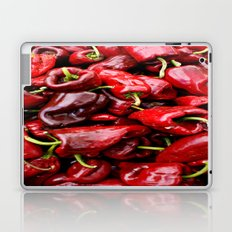 Spicy Red Laptop & iPad Skin