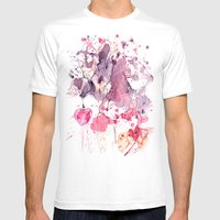 Swap Your Heart For One … Mens Fitted Tee White SMALL