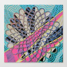 LOBSTER CLAM Canvas Print