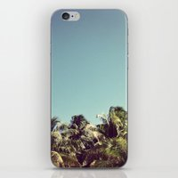 Also Palms iPhone & iPod Skin