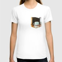 T-shirt featuring Capuccino by Tosha Lobsinger is my Photographer