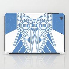 Power Wolf Blue iPad Case