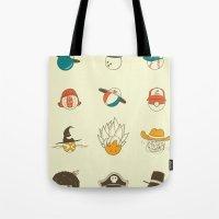 Weird Balls With Weird H… Tote Bag