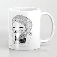 Tell me you love me Mug