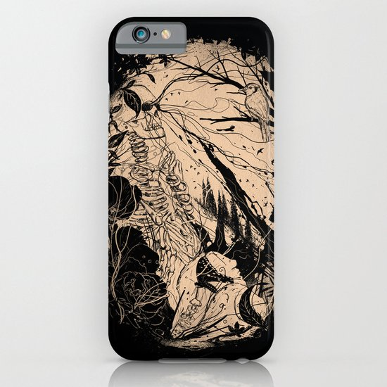 Comfortably Numb iPhone & iPod Case