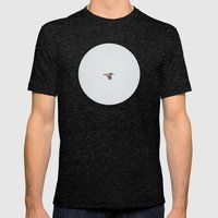 Solo Flight Mens Fitted Tee Tri-Black SMALL