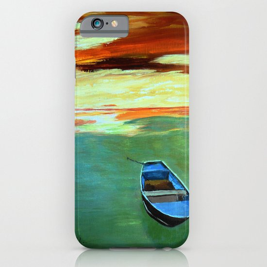 End of the day  iPhone & iPod Case