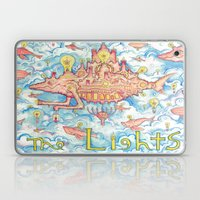 The Lights Tour Laptop & iPad Skin