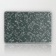 Animal Constellations - Gray by Andrea Lauren Laptop & iPad Skin