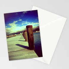 What's Up Dock?  Stationery Cards