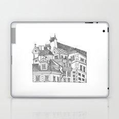 Old Town (Stare Miasto) - Warsaw, Poland Laptop & iPad Skin