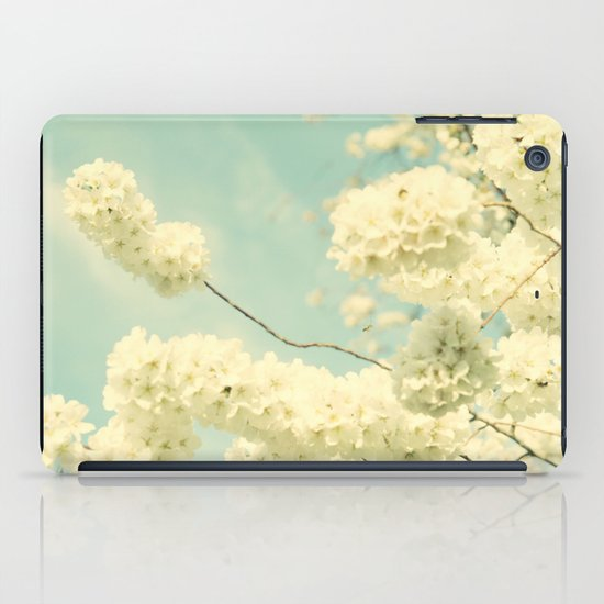 The Blossom and the Bee iPad Case