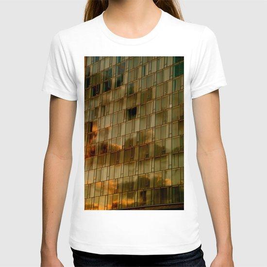 gold book T-shirt