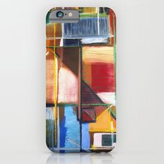 Aerial Abstraction 1A iPhone 6 Slim Case