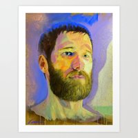 Marc-Andre Art Print