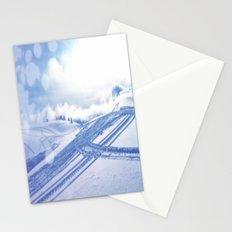 Fresh Tracks Stationery Cards