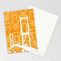 Architecture - Golden Gate Bridge Stationery Cards