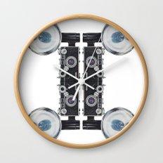 Straight Gangsta Wall Clock