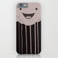 iPhone Cases featuring dark cloud by dchristo